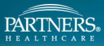 Partners Healthcare Boston Massachusetts