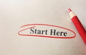 Start Here for Project Management